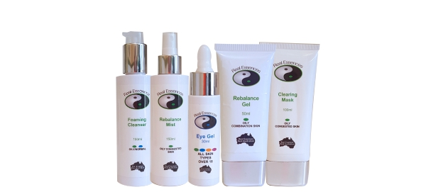 skincare range for oily combination skin